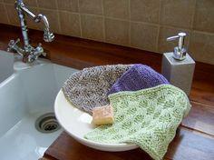 crochet face cloth - Google Search