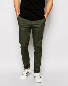Men's chinos & trousers | Chinos, cords & smart trousers | ASOS