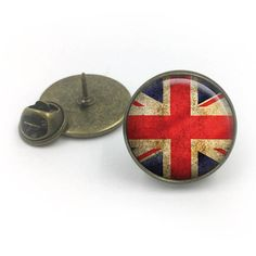 Union Jack Flag Lapel Union Jack Lapel british flag London