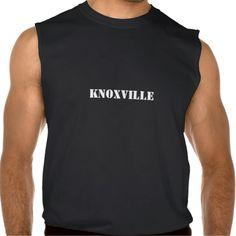 KNOXVILLE Sleeveless T-T Shirt, Hoodie Sweatshirt