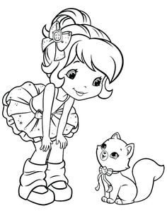 Here are the Perfect Strawberry Shortcake Coloring Books Coloring Page. This post about Perfect Strawberry Shortcake Coloring Books Coloring Page was posted . Cute Coloring Pages, Coloring Pages For Girls, Cartoon Coloring Pages, Disney Coloring Pages, Coloring For Kids, Coloring Sheets, Coloring Books, Strawberry Shortcake Coloring Pages, Strawberry Shortcake Pictures