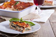Vegan Vegetable Lasagna Recipe