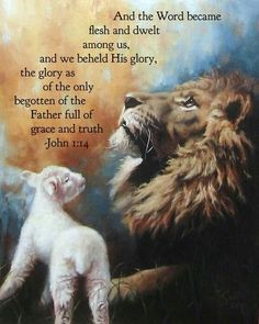 The Lion and the Lamb Painting by Sarah Good Jesus, Lamb of God, Lion of the tribe of Judah. Bible Art, Bible Scriptures, Jesus Bible, God Jesus, Isaiah 11, Afrique Art, Lion And Lamb, Tribe Of Judah, Christian Artwork