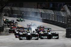 formula 1 racing | Race Recap: 2013 Monaco Formula One Grand Prix Photo Gallery ...