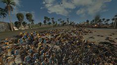 Wir haben gesiegt, unsere Feinde fallen vor den Augen des Pharao in den Sand und winseln um Gnade, doch wir töten sie alle. Total War Rome 2 Emperor Edition, Augustus Kampagne