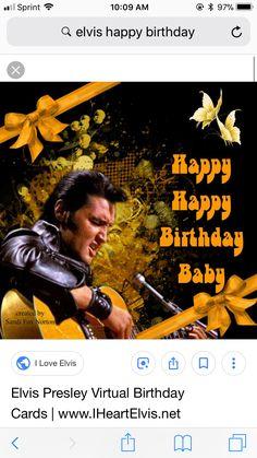 Elvis Birthday Happy Holiday Pictures Presley Photos
