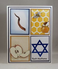 Jewish - Homemade Cards, Rubber Stamp Art, & Paper Crafts - Splitcoaststampers.com