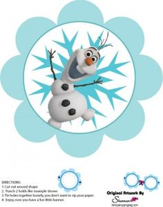 {free} printable Frozen Banner (3)