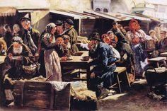 File:Vladimir Makovsky - Dinner (Farmer's Market in Moscow).JPG ... commons.wikimedia.org1725 × 1152Buscar por imagen File:Vladimir Makovsky - Dinner (Farmer's Market in Moscow). Vladimir Makovsky - Buscar con Google