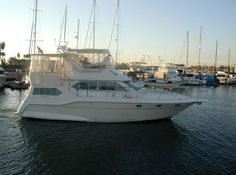 1994 Cruisers Yachts Aft Cabin Motor Yacht Motor Yachts,Flybridge in San Diego, CA