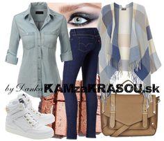 #kamzakrasou #sexi #love #jeans #clothes #dress #shoes #fashion #style #outfit #heels #bags #blouses #dress #dresses #dressup #trendy #tip #new #kiss #kisses Keď sa povie - pohodlný outfit - KAMzaKRÁSOU.sk