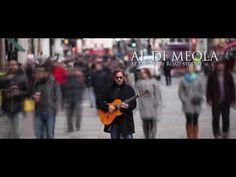 al di meola, tribute to the beatles press kit video