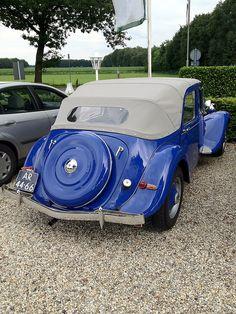 Citroën Traction Avant 11CV