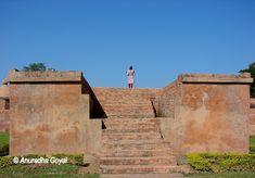 Talatal palace heritage monument at Sibasagar