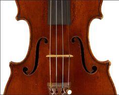 Violin by Jean-Baptiste Vuillaume, 1873