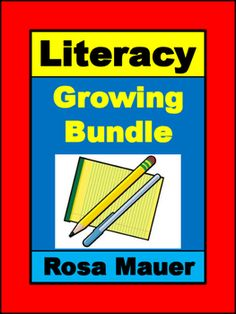 This Growing Literacy Bundle includes poems, reading passages, comprehension questions, and skill review worksheets.Pay one low price. As items are added, receive notice and download for no extra cost.New and older products from my store will be periodically added to the bundle.Learn more about each product and buy individually by clicking on the links below.
