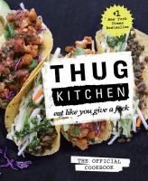 "Chelsea loves to explore cook books and recently liked popular cook book ""Thug Kitchen"" for it's title and recipes."
