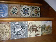 antique tiles - Google Search