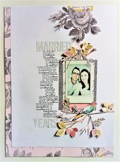 Married 9 years by Kilsby at @studio_calico