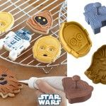 Cookies Star Wars no Aniversário de 35 Anos do Filme Star Wars Episode IV: A New Hope!