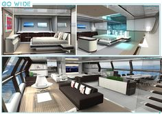 Design project GoWide unveiled - New Designs - SuperyachtTimes.com