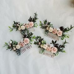 Excited to share the latest addition to my shop: Floral hair comb Bridal dusty rose and grenery headpiece floral hair piece pale pink hair cli Wedding Hair Pins, Wedding Headband, Wedding Rings, Wedding Shoes, Hair Accessories For Women, Wedding Hair Accessories, Pale Pink Hair, Blush Pink, Hair Comb Clips