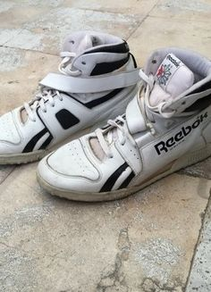 f2a148d4f3 Reebok Homme, Basket Montante Blanche, Mode Hommes, Chaussure, Ted,  Chaussures À