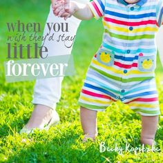 Do you wish your kids would stay little forever? Here's some encouragement for moms who mourn the loss of the little years... what's ahead is as beautiful as what's behind. From BeckyKopitzke.com - Christian devotions, encouragement and advice for moms and wives.