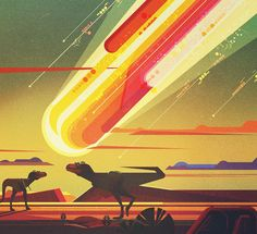 Lonely Planet Dinosaur Atlas by James Gilleard