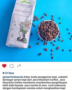 Greatful to the team @gomartindonesia for their partnership - on line market place in Indonesia. GO-JEK #empower #equality #sustainability #gomartindonesia #gojekindonesia #gomart #gojek #kopi #kopiJava #kopiJawa #kopilokal #filosofikopi #anakkopi #kopiIndonesia #specialtycoffee #fourthwavecoffee Re-post by Hold With Hope