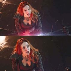 Avengers: İnfinity War // Scarlet Witch