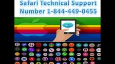 Apple Safari Customer 1-844-449-0455 Support Number