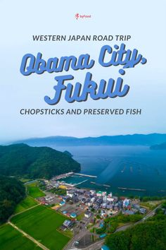 Obama, Japan is a coastal city located in the Fukui Prefecture. In this video, we join Shizuka Anderson and special guest Leina Bambino as they explore this beautiful, historical town, learn the art of making chopsticks, and of course, taste some wonderful seafood. Join them on their first stop of their western Japan road trip in which they will drive for three days across the coast of west Japan! 🗾🥢#JapanByFood#Japan#JapanTravel#JapaneseFood#JapaneseCulture#JapanEats#JapanFood Japan Beach, Japan Country, Japan Destinations, Visit Japan, Chopsticks, Three Days, Japanese Culture, Special Guest, Travel Advice