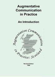 Augmentative Communication in Practice: An Introduction - FREE downloadable book! Please know that this book has been around for while, so the technology mentioned will not be current. Pay attention to core concepts.