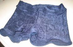Dans kjole shorts standard - Dance dress shorts
