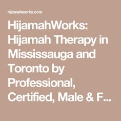 HijamahWorks: Hijamah Therapy in Mississauga and Toronto by Professional, Certified, Male & Female Therapists. - Hijama Therapy in Mississauga and Toronto by Professional, Certified, Male & Female Therapists.
