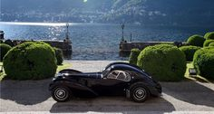 Ralph Lauren's one of a kind $40M Bugatti.