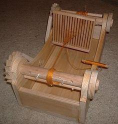Box Loom with plans! - Lorenzo's Workshop