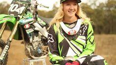 Meghan Rutledge   On Her Way Best women motocross rider I have seen