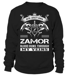ZAMOR Blood Runs Through My Veins