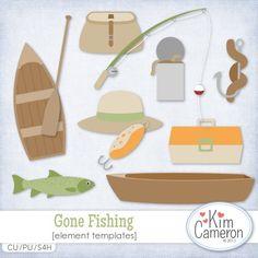Gone Fishing CU