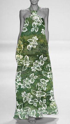 Leaves Camo Print Design By Gemma Lofthouse ©