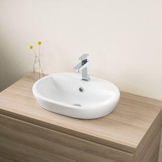 Caroma Urbane Inset Basin   Basins   Bathware Direct | Contemporary  Bathrooms | Pinterest | Basin, Contemporary Bathrooms And Contemporary Style