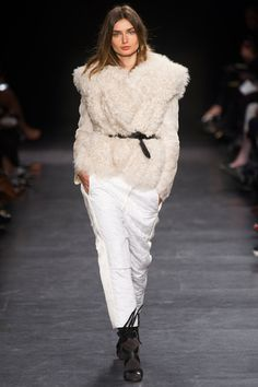 Isabel Marant Fall 2014 RTW Collection