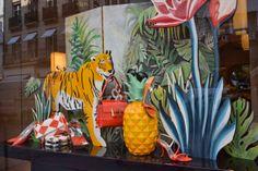 trendvm: Tropical: Roger Vivier, Paris