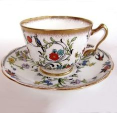 Royal Albert China - Special Collections - Hand Painted--Eden