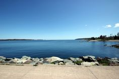Pleasant Point in Halifax, Nova Scotia looking particularly pleasant! We gathered water here for our joining of the waters segment in our Halifax video, check it out here: http://www.youtube.com/watch?v=Lmu2FMWJDZM