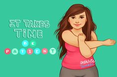 """Arthlete ~ """"It takes time be patient"""""""