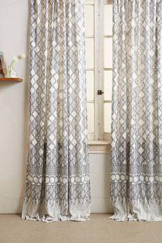 Cortinas livianas costura pinterest cortinas for Cortinas marroquies