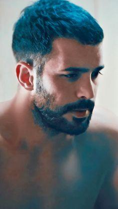 Turkish Actors, Beard Styles, Barista, Cool Hairstyles, Men, Cute Boys, Girls, Turkish Men, Cute Actors